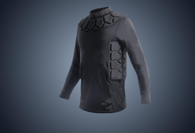 V5 0 Barikad Padded Shirt Powertek