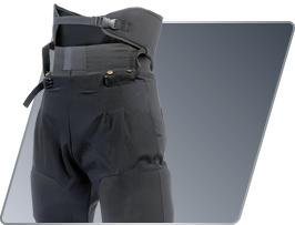 V5.0 PADDED REFEREE PANTS