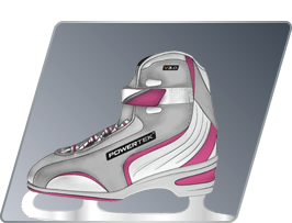 V3.0 TEK LADIES FIGURE SKATES