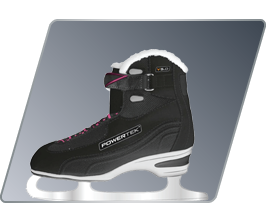 V5.0  TEK LADIES  FIGURE SKATE