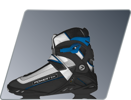 V5.0 TEK MEN SOFTBOOT SKATE